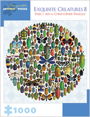 Exquisite Creatures II 1,000-piece Jigsaw Puzzle