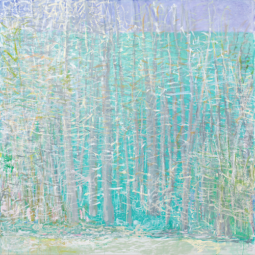 Overall Blue Green, 2014